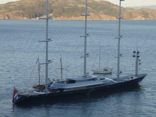 The Maltese Falcon Sailboat