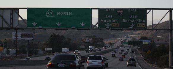 Guides los angeles freeways ca la freeways daves travel corner sciox Choice Image