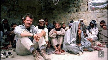 Robert in Afganistan