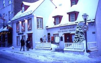 Old Quebec A Tourist Destination Par Excellence
