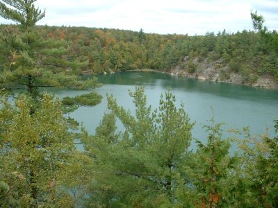 how to get to pink lake gatineau park