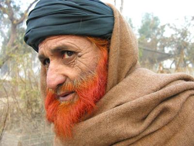 Dyeing My Beard Orange How Henna Ask Metafilter