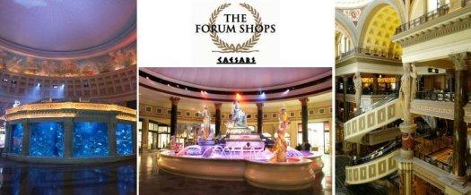 Family Fun at the Forum Shops at Caesars this Summer