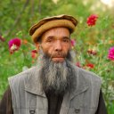 The current chief and former local mujahedeen commander of the Paghman Valley in the Hindukush Mountains