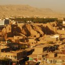 Crumbling remnants of Herat's old city walls still dominate some neigborhoods and are plainly visible from a distance