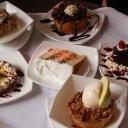 Handmade desserts at Jesse's Restaurant, Magnolia Springs