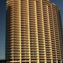One of the Turquoise Place Condo Towers in Gulf Shores