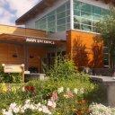 The Morris Thompson Visitor Center in Fairbanks