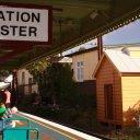 Katoomba Station, Blue Mountains Australia
