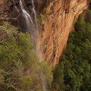 Beautiful waterfalls near Kangaroo Valley