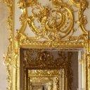 An image of Francesco Rastrelli's Golden Doorways in Catherine's Palace after recent restoration.