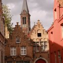 Bruges church & buildings
