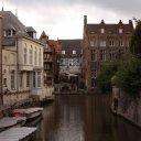 Bruges waterway