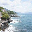 Genoa Nervi in the Italian Riviera