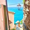 Getting Lost in Riomaggiore of Cinque Terre, Italy