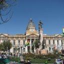 Legislation Palace, La Paz