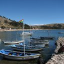 Lake Titicaca from Copacabana