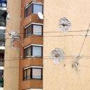 Apartment Shelling Sarajevo
