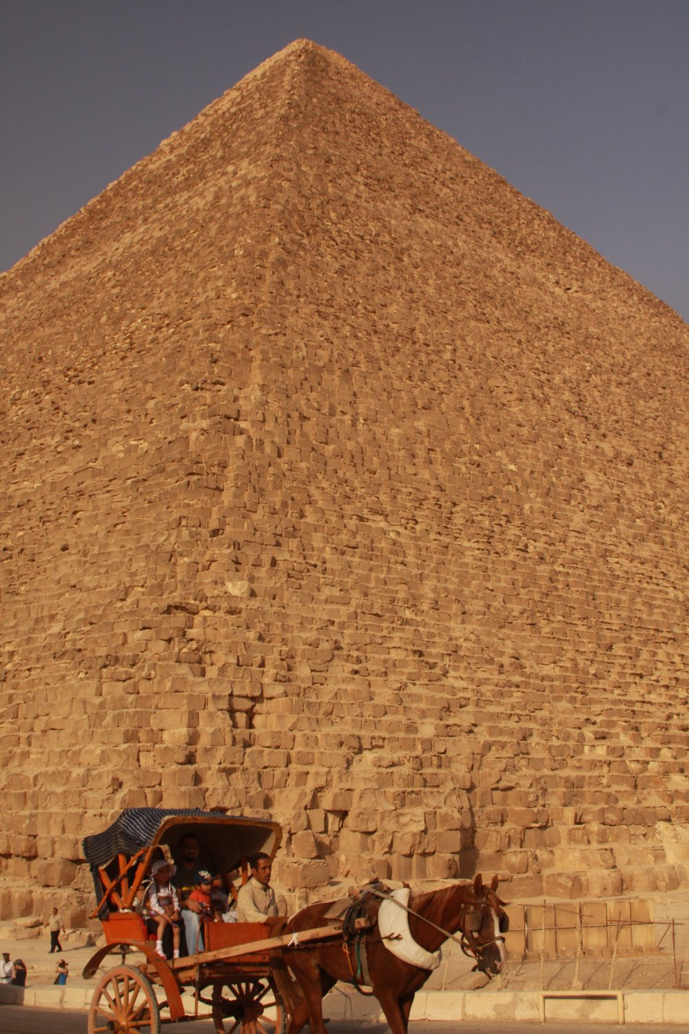 Grand Egyptian Pyramid, Giza Egypt