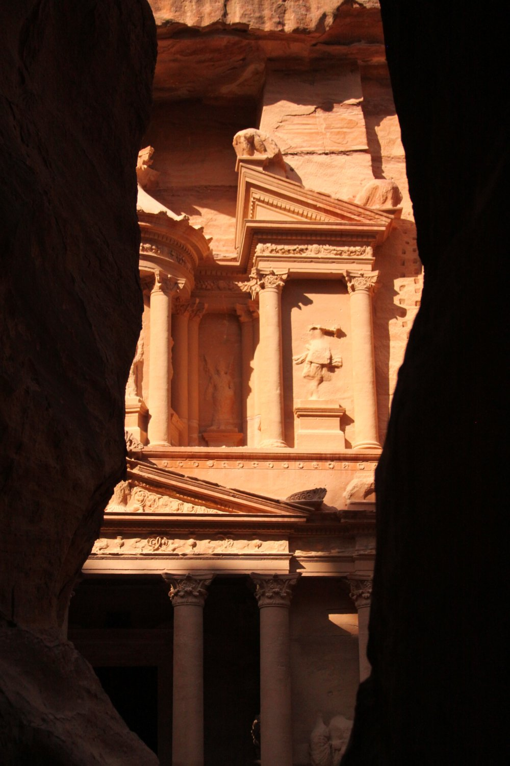 The incomparable Petra in Jordan