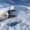 Ice climbing, Antarctica