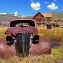 Bodie - ghost town California