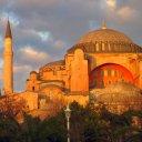 Hagia Sofi in Istanbul Turkey