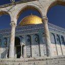 Temple of Rock - Jerusalem Israel