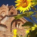 St John Church, Lake Ohrid Macedonia