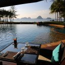 Pool, Phulay Bay, Ritz Carlton Thailand