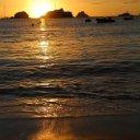 Sunset St. Barths - Caribbean