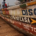 Fishing-boat-near-where-Lake-Volta-empties-into-the-ocean