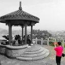 pagoda on DieCai Hill, Guilin