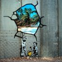 bennett-stevens_banksy-bethlehem_banksy-art-on-the-security-wall-between-israel-and-palestine-at-bethlehem