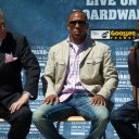 Hanging out with one of World's top 3 boxers, Andre Ward & his promoter, Dan Goosen in Oakland California