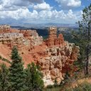Gorgeous scenery on a trip to Bryce and Zion, Utah - USA