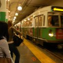 The nation's oldest subway system still operates underneath Boston and still uses some of the nation's oldest subway cars