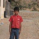 Oman boy, near wadi Tiwi - 2.5 hours from Muscat