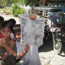 Kids - Small Village near Calapan