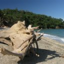 Beautiful beach location