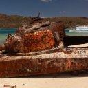 Abandoned-USA-Tank-Flamenco-Beach