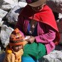 High altitude Peruvian fashion