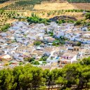 Outlying neighborhood of Antequera, Spain