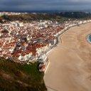 City of Nazare, Portugal