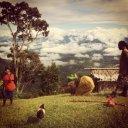 Overlooking Kokoda Valley, Papua New Guinea