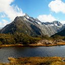 Routeburn Trek, Key Summit, New Zealand