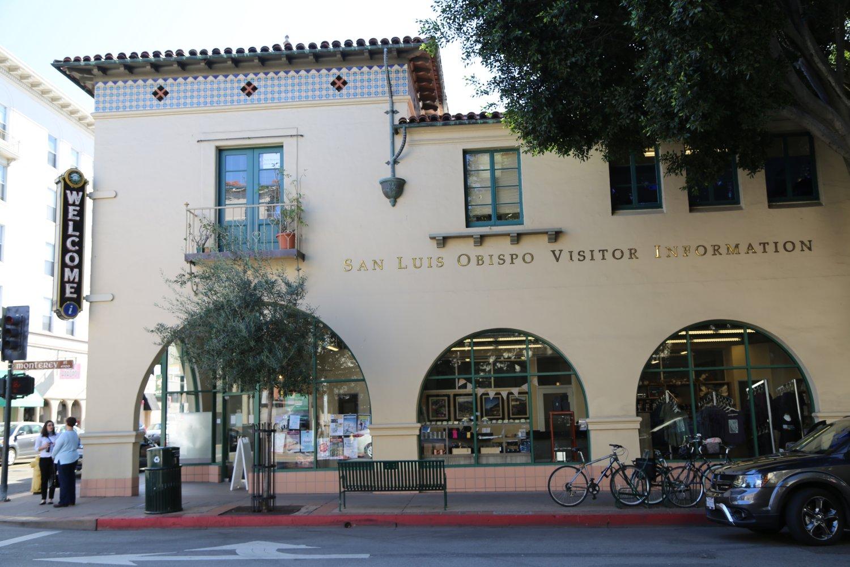Guides San Luis Obispo Ca Downtown Dave S Travel Corner