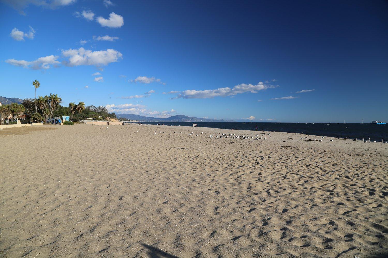 East Beach Cafe Parking Santa Barbara