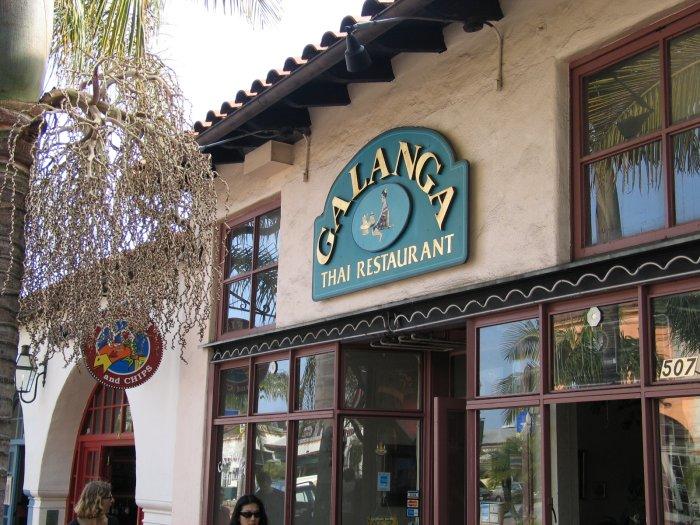 Guides Santa Barbara Ca Restaurants Daves Travel Corner