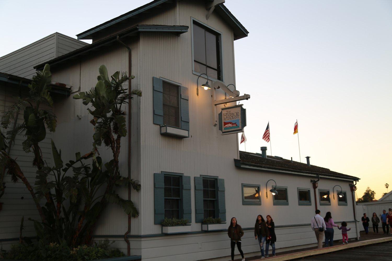 Santa Barbara Seafood Restaurants State Street